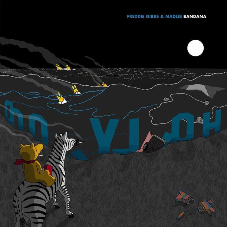 Freddie Gibbs Bandana Album Download