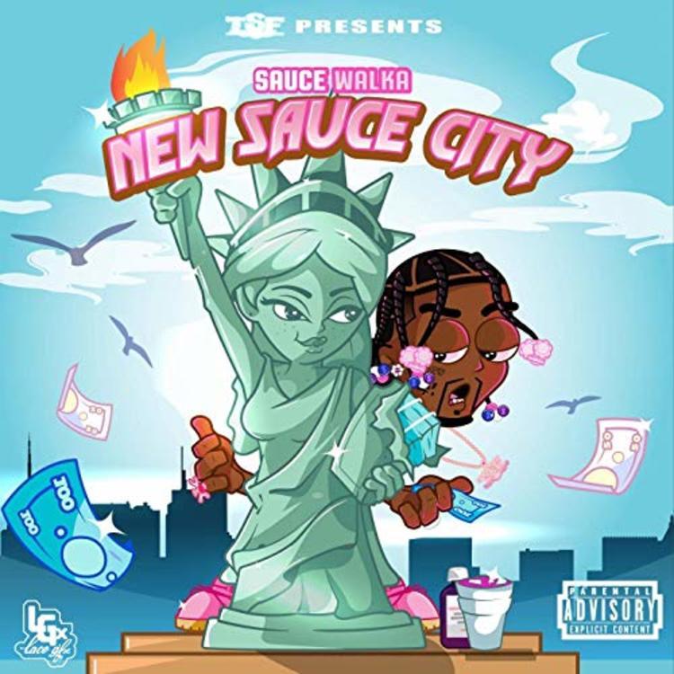"Sauce Walka – ""New Sauce City"" Album"