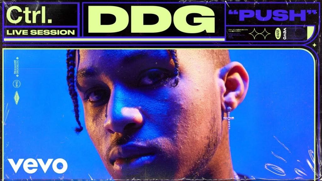 "DDG – ""PUSH"" Live Session (Video)"