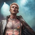 Machine Gun Kelly Shared A Photo Of His Face Covered In Blood After Date With Daughter & Young Thug