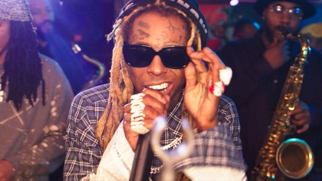 Lil Wayne Playoff video