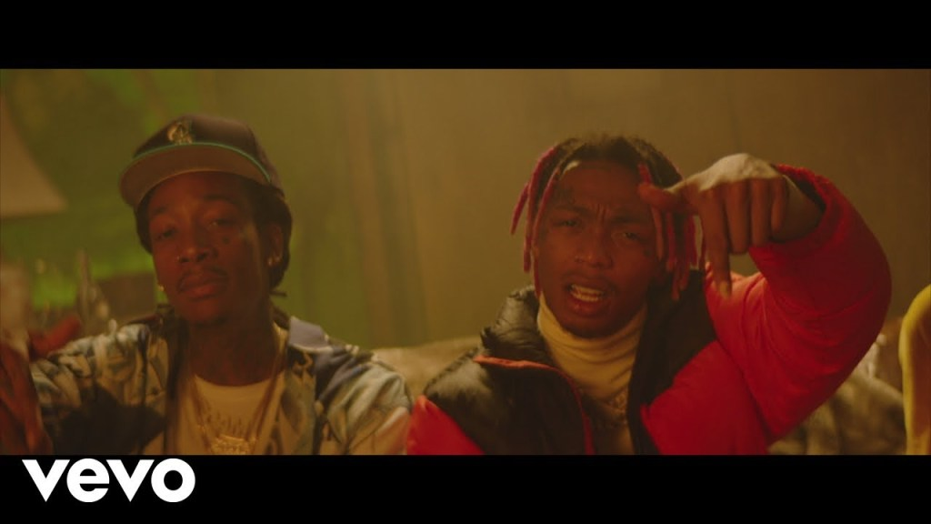 Tyla Yaweh – High Right Now ft. Wiz Khalifa Remix (Video)