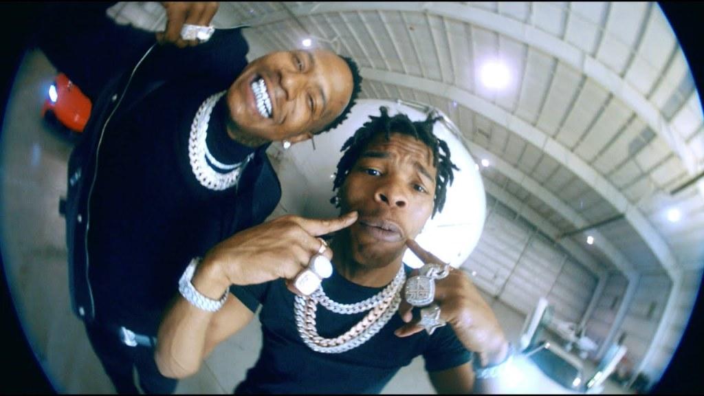 Moneybagg Yo – U Played feat. Lil Baby (Video)