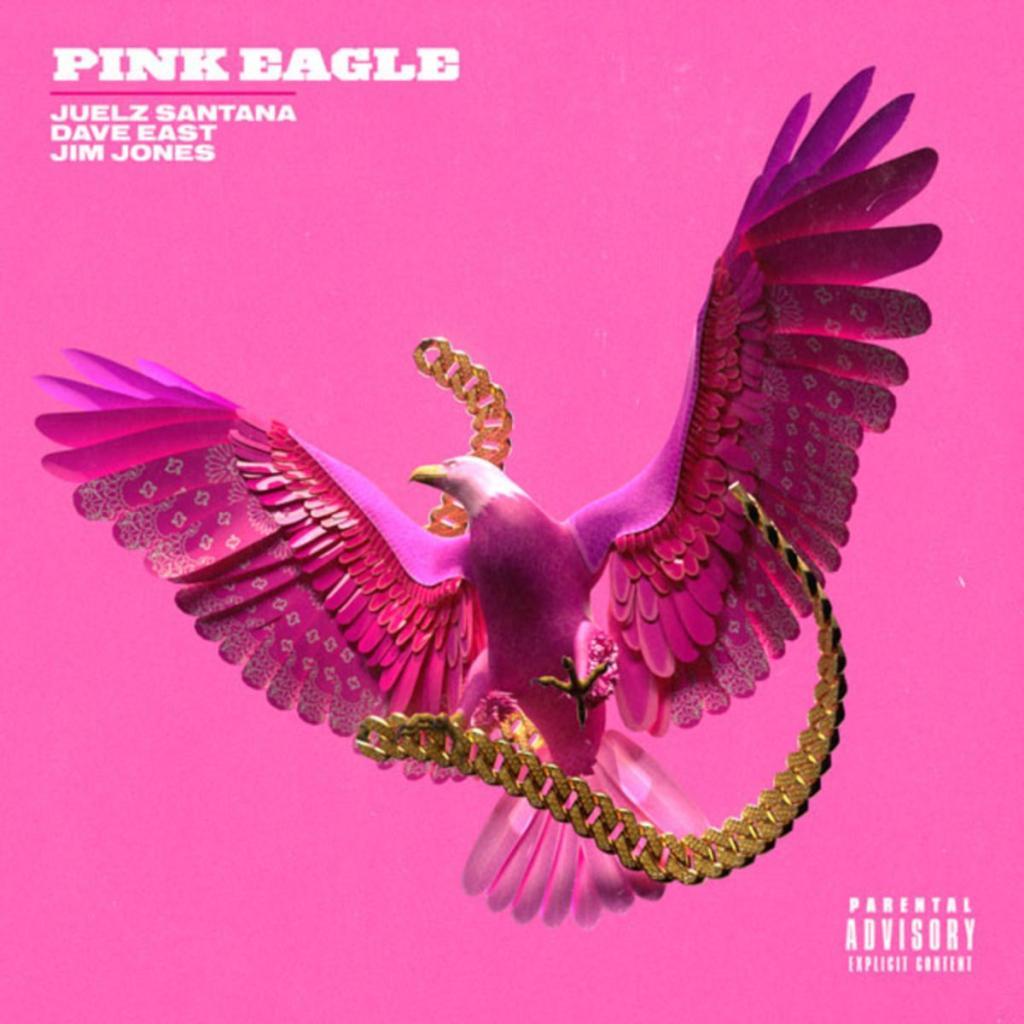 Juelz Santana – Pink Eagle ft. Dave East & Jim Jones (Audio)