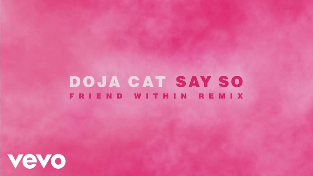 Doja Cat Say So Remix