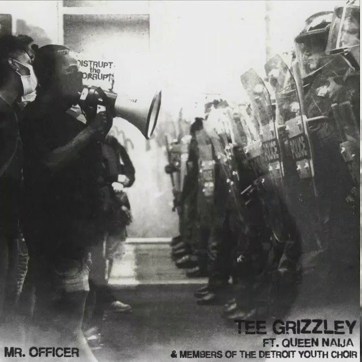 Tee Grizzley – Mr. Officer ft. Queen Naija & Members of the Detroit Youth Choir (Audio)]