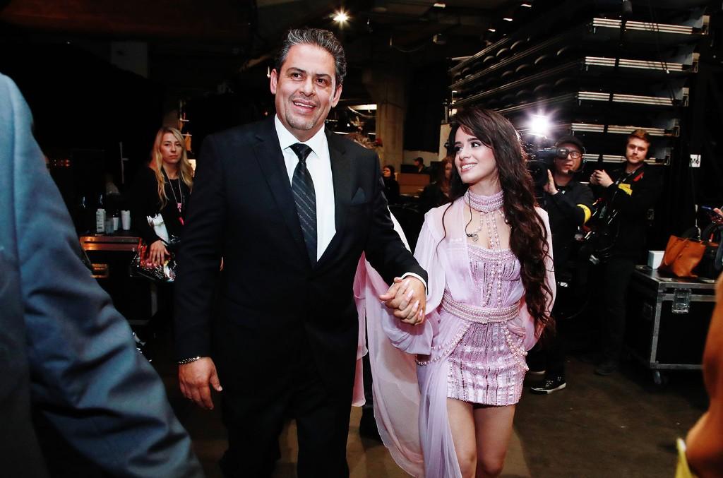 Camila Cabello First Man
