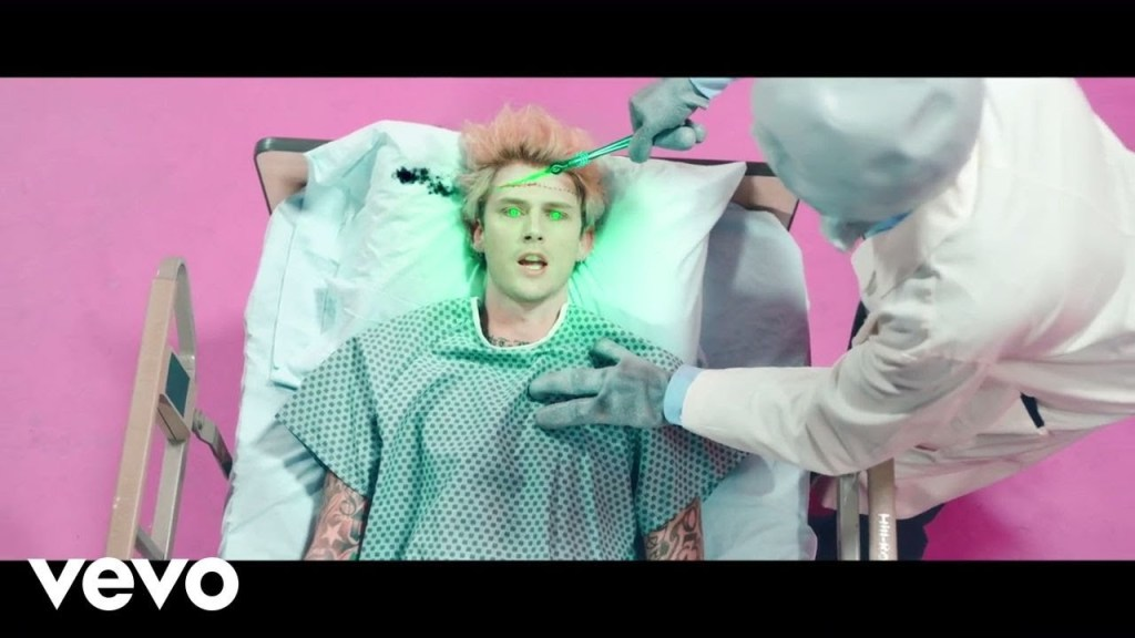 MGK concerts for aliens Video
