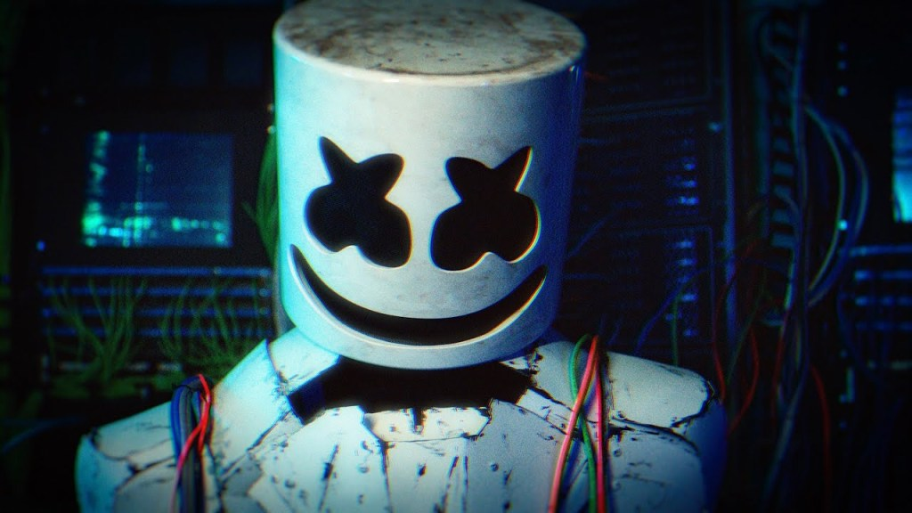 Marshmello – Too Much Ft Usher & Imanbek