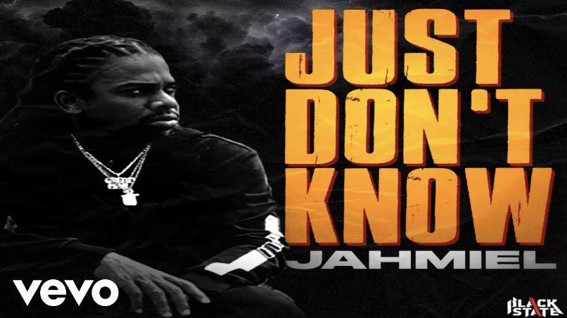 Jahmiel - Just Don't Know
