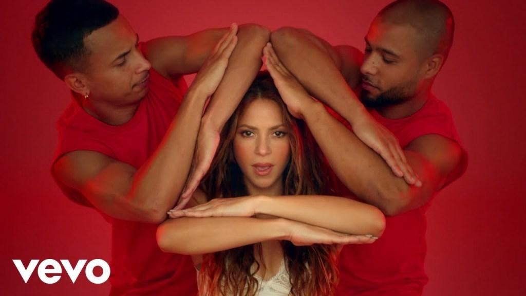 Black Eyed Peas, Shakira – GIRL LIKE ME [Video]