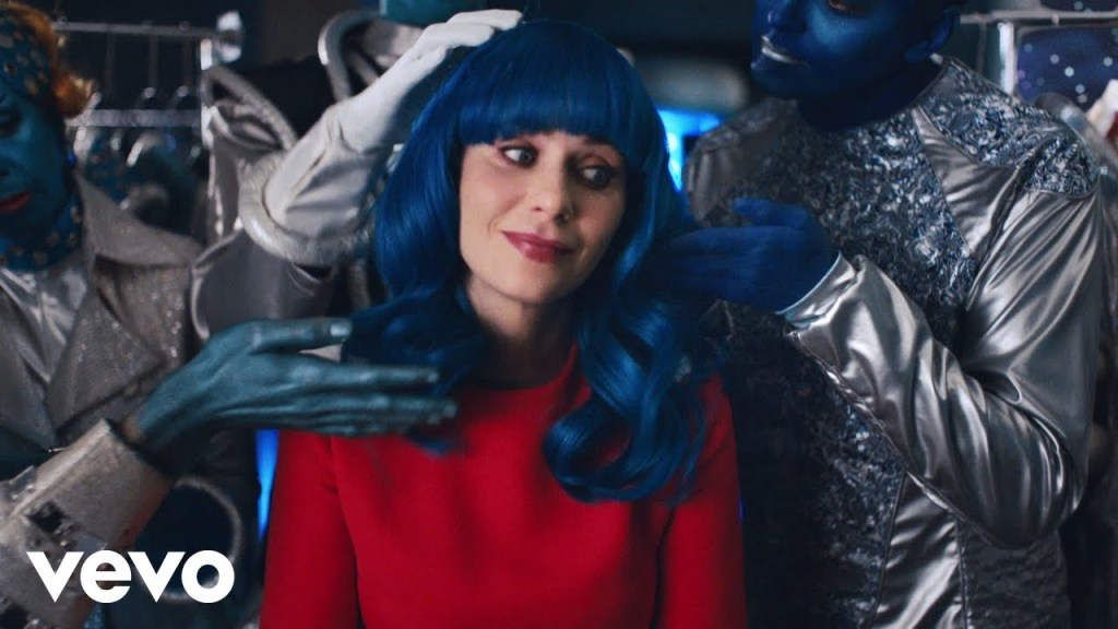 Katy Perry Not the End of the World Video