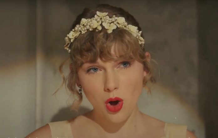 Taylor Swift willow Video