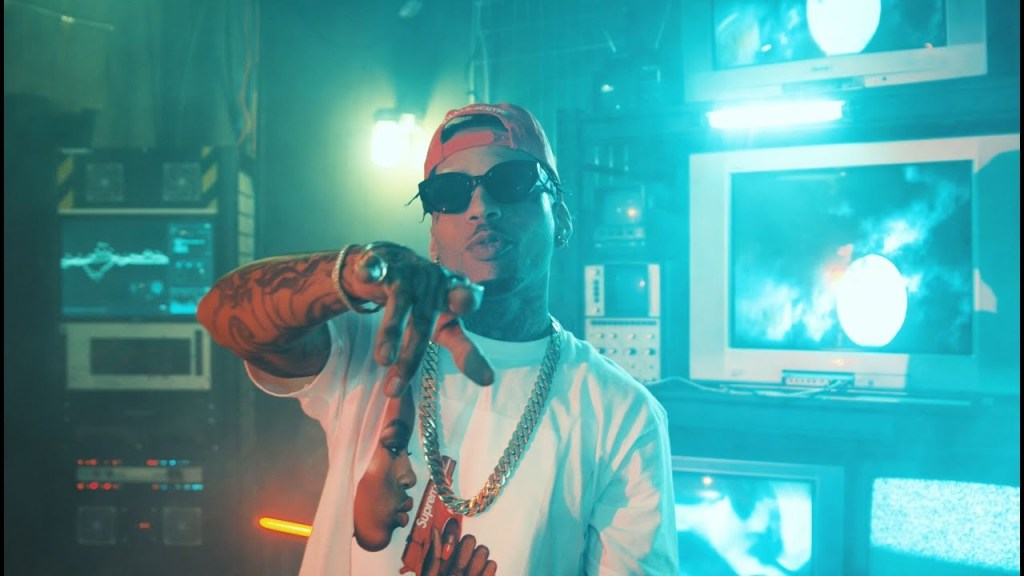 Kid Ink – Red Light [Video]