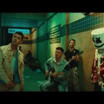 Marshmello – Leave Before You Love Me Ft Jonas Brothers [Video]