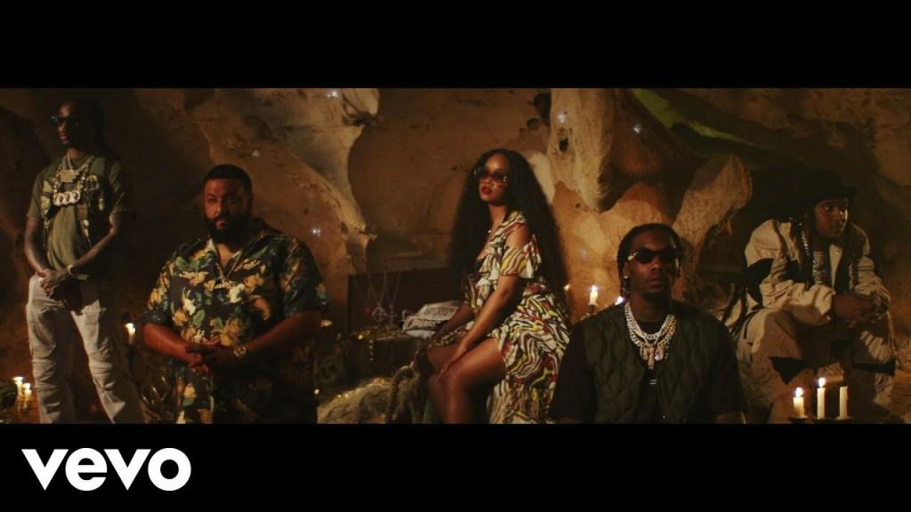 DJ Khaled - WE GOING CRAZY video