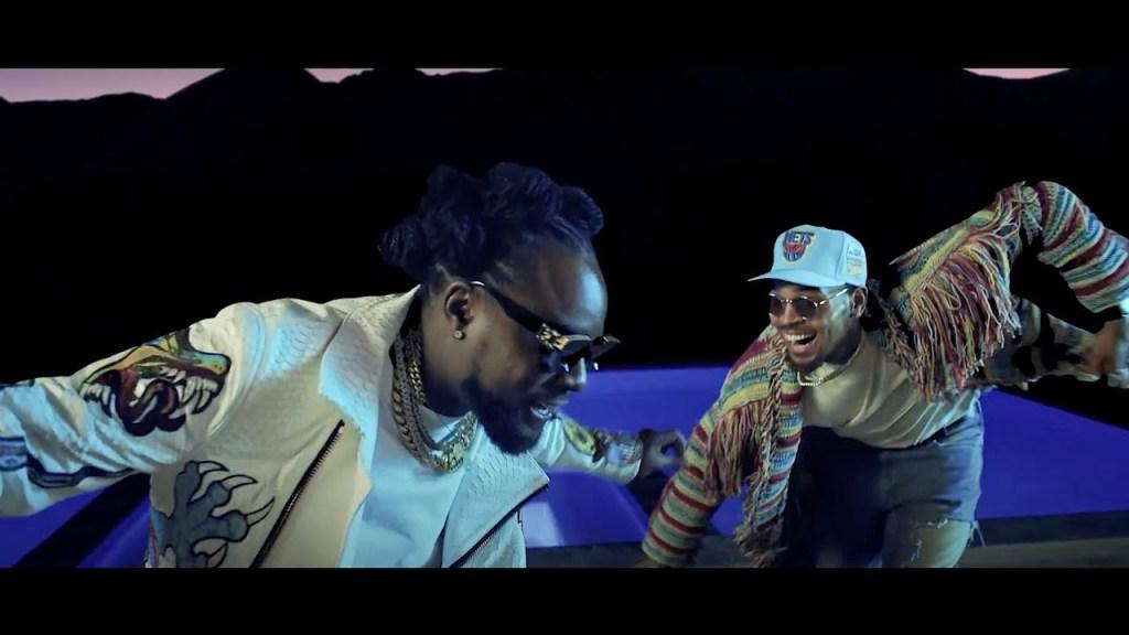 Wale - Angles ft. Chris Brown [Video]