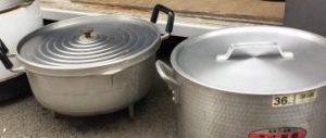 大きな鍋 不用品回収 青森