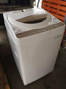買取した洗濯機