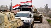 Syrian Army Prepares to Enter Al-Bab to Liberate City from Terrorists