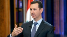 Assad vows to retake Raqa and 'every inch' of Syria…& wouldn't America's leadership make the same vow if America was under occupation?