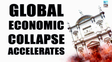 (Video)Global Economy is Suffering and Poverty in California at ALARMING Levels!