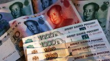 The US Dollar Days Are Numbered: China Launches Ruble-Yuan Payment System