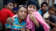 """The silence of the West on the abuse, the forced displacement, & genocide of thousands of darker skinned Muslims in Myanmar/Burma(Daily) exposes their so-called policy of """"R2P"""" – Abuse of Rohingyas in Myanmar may be crime against humanity: UN"""