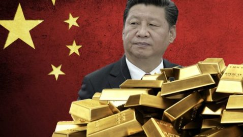 China Gold Import Jan-Sep 777t. Who's Supplying?