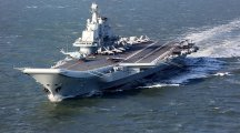 This is What China's 1st Domestically-Built Aircraft Carrier Means for its Navy