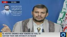 """He ain't lying"" – US, Israel two sides of same coin, trying to destroy Yemen: Houthi"