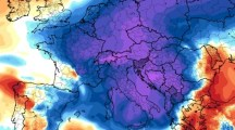 Get ready, Europe: Significant cold outbreak expected