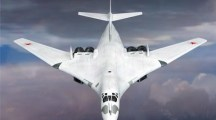 Russia's new White Swan Tu-160 bomber plane raises serious concerns in the West