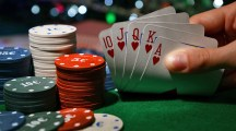 High Stakes Middle East Poker