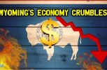 (Video) MASSIVE Exodus Of Wyoming As Economy Crumbles! – What You Need To Know