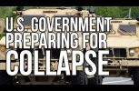 (Video) Government Prepping For Economic Collapse! Secret Emergency Plan For Government Shutdown