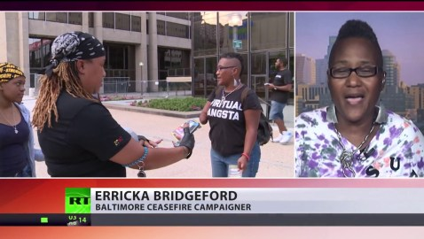 (Video) 'War-torn zone': Baltimore residents call for 72-hour 'ceasefire' as violence skyrockets