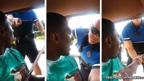 """Exclusive: Cop Claims He has the Right to Assault Innocent Man, Yank Him Out of Car, """"Because I Said So!"""""""