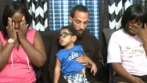 Toddler denied kidney transplant from 100% match dad because of probation violation