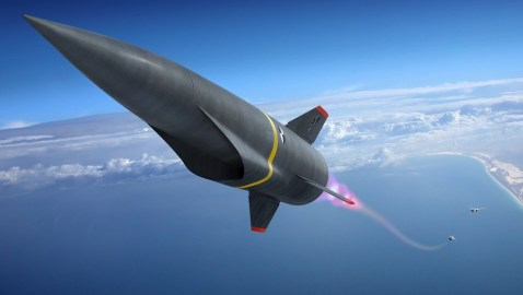 Looming Hypersonic Arms Race: Unaddressed Problem