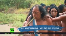 (Video) Nature Is Ours': Brazilian Wayampi tribe under threat from rainforest mining