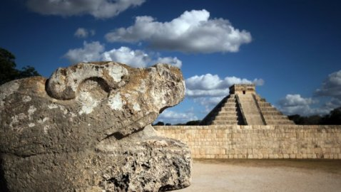 Secret passageway discovered under 1,000-year-old Mayan temple