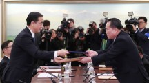 'When US sidelined, Koreas can work towards peace & stability, talks suggest'