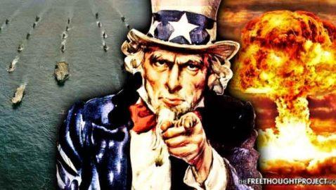 Military-Industrial Complex Ensures Americans War Will Go On Despite Gov't Shutdown