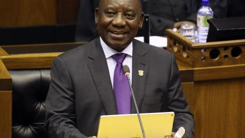 South Africa's Parliamentary Committee Gives The Nod For Land Seizures From Illegal Colonial Holdover White Farmers