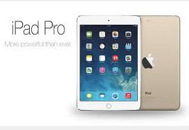 『iPad Pro』Cellularモデル各社で11月14日に発売!!