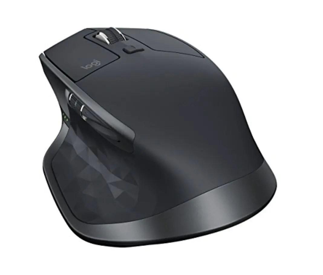 Logicool  MX2100sGR MX Master 2Sってどうなんだろうか?〜Macに使用するマウス〜