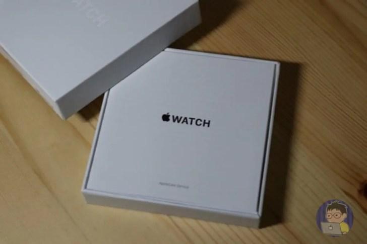 修理完了!?Apple Watchの交換品が届いたお話