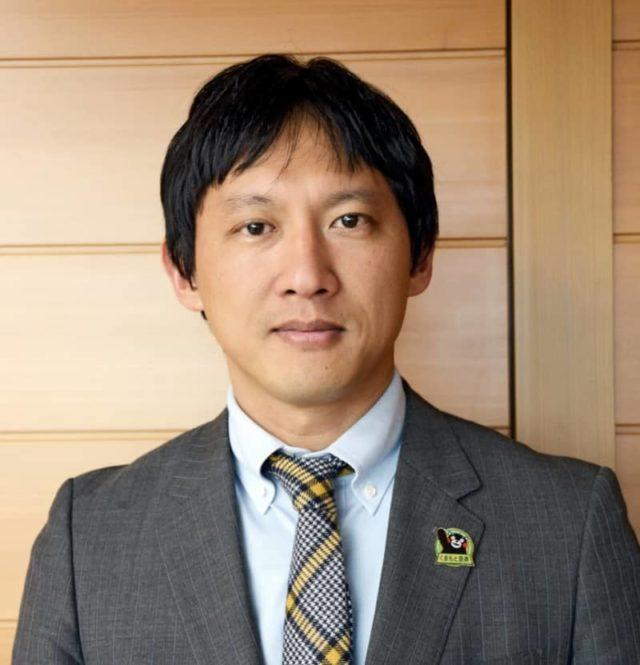 都知事選出馬の小野泰輔氏
