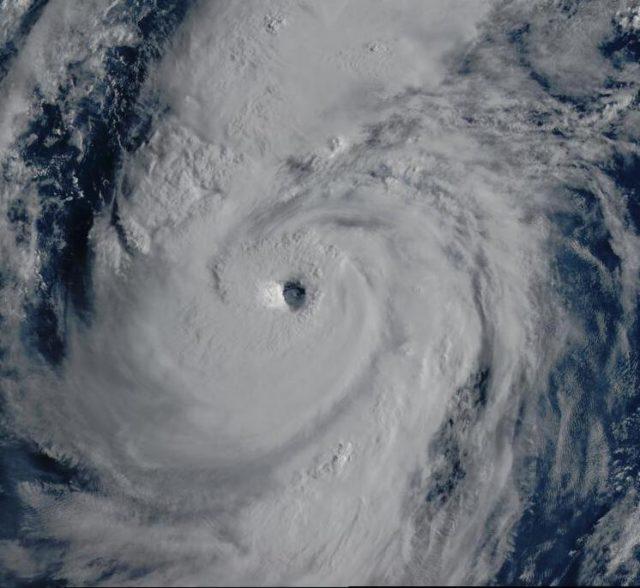 台風10号(2020)